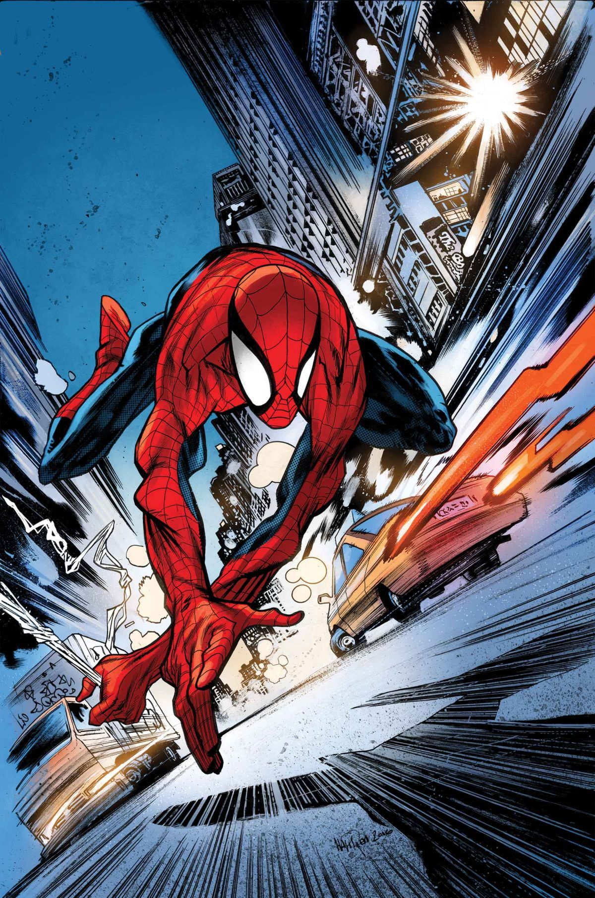 PETER PARKER: THE SPECTACULAR SPIDER-MAN #297
