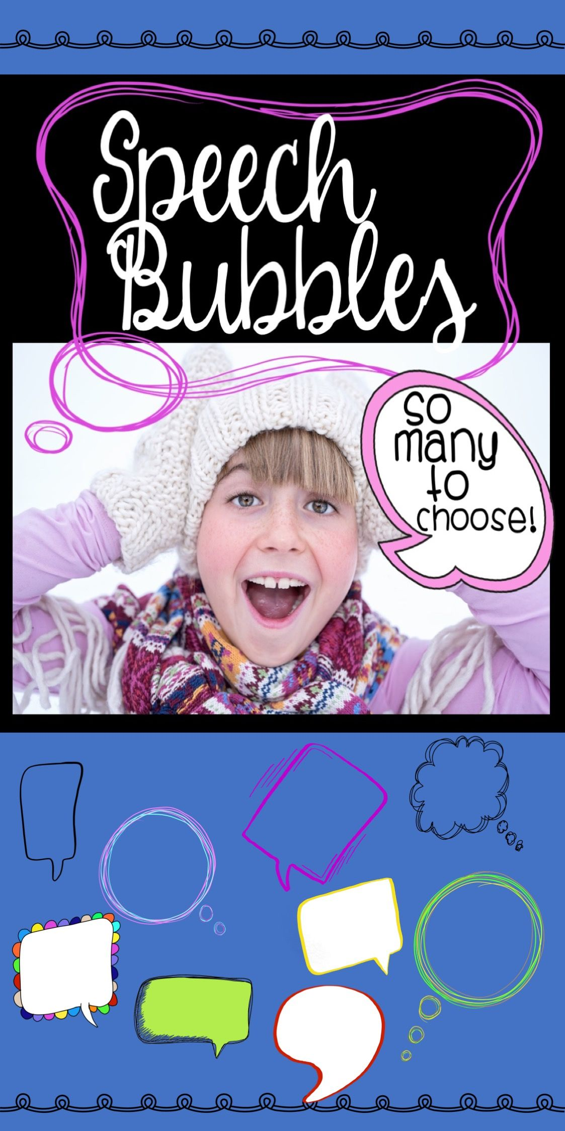 Speech Bubbles Bundle
