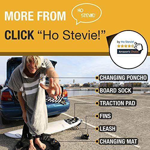 Ho Stevie! Fiberglass Reinforced Polymer Surfboard Fins