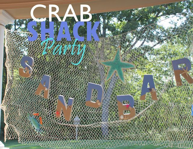 Crab Shack Party