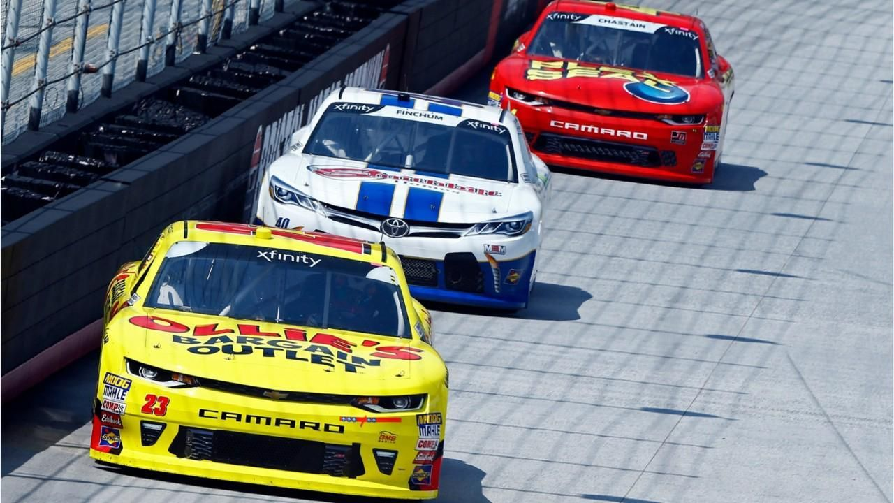 Exhausted NASCAR drivers are retiring younger 'It can