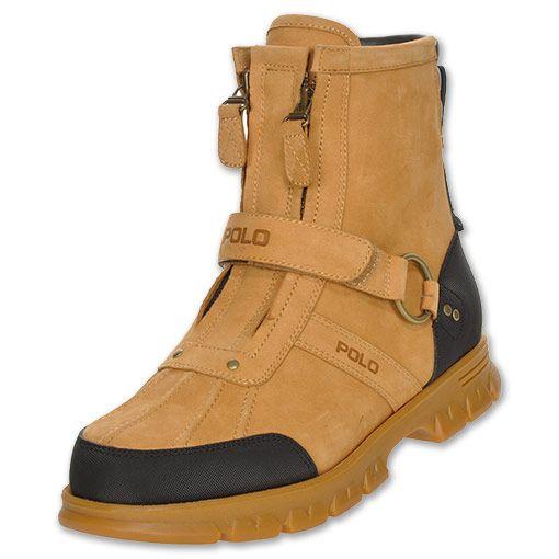 Polo boots men