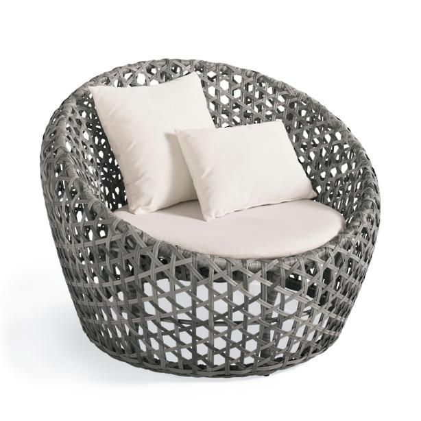 Mason Cocoon Chairs Set Of Two Woven Outdoor Furniture