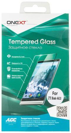 Onext Onext Glass для ZTE Blade A610  — 290 руб. —  Защитное стекло Onext изготовлено из химически закаленного материала. Оно выдерживает даже большие нагрузки, предотвращая появление на экране смартфона царапин, сколов, порезов и других повреждений. Абсолютная чистота. Олеофобное покрытие отталкивает влагу, грязь и маслянистые вещества. За счет этого на дисплее не образуется пятен, отпечатков пальцев и разводов.Никаких помех. Толщина аксессуара равна всего 0,33 мм. Он не искажает…