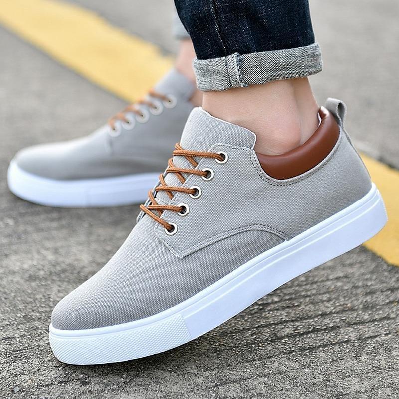 Mens canvas shoes, Mens casual shoes