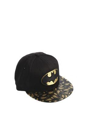 cbad94fa3831d New Era Batman 9Fifty Snapback Cap