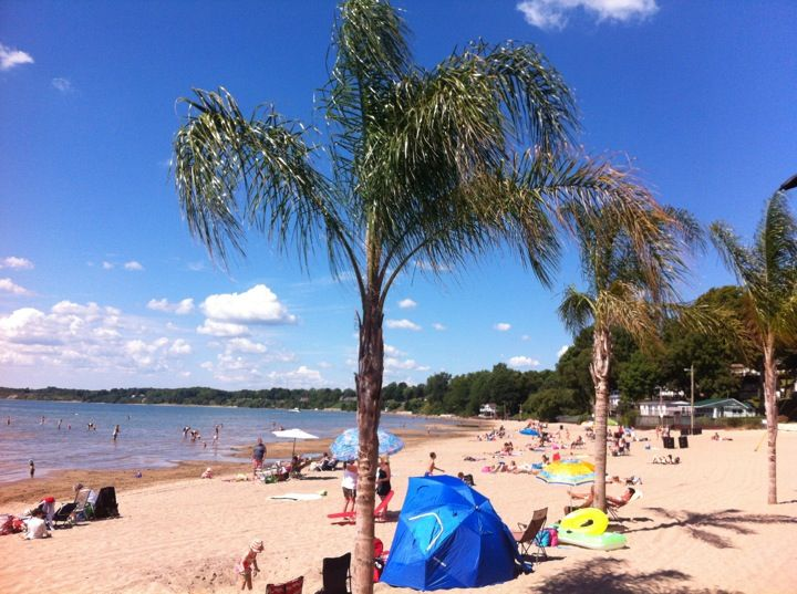 Port Dover Beach Dover Beach Beach Ontario Beaches