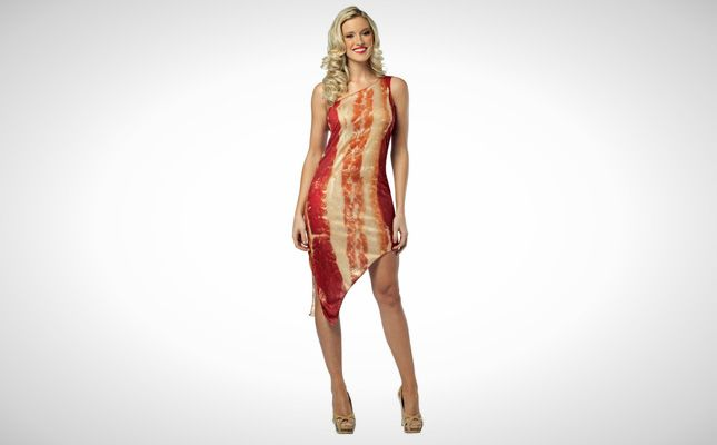 Bacon Prom Dresses