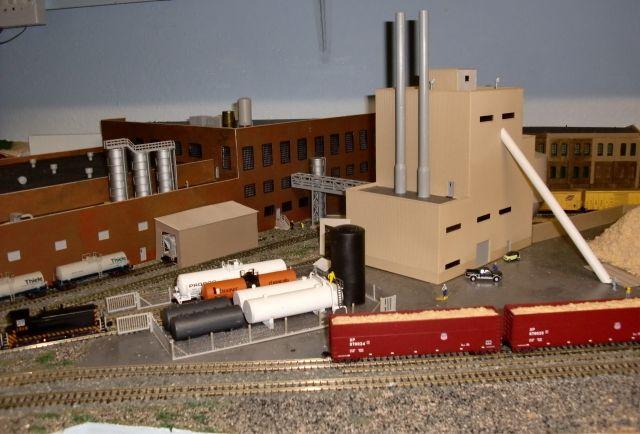 miniature railroad track paper - Google Search | diorama