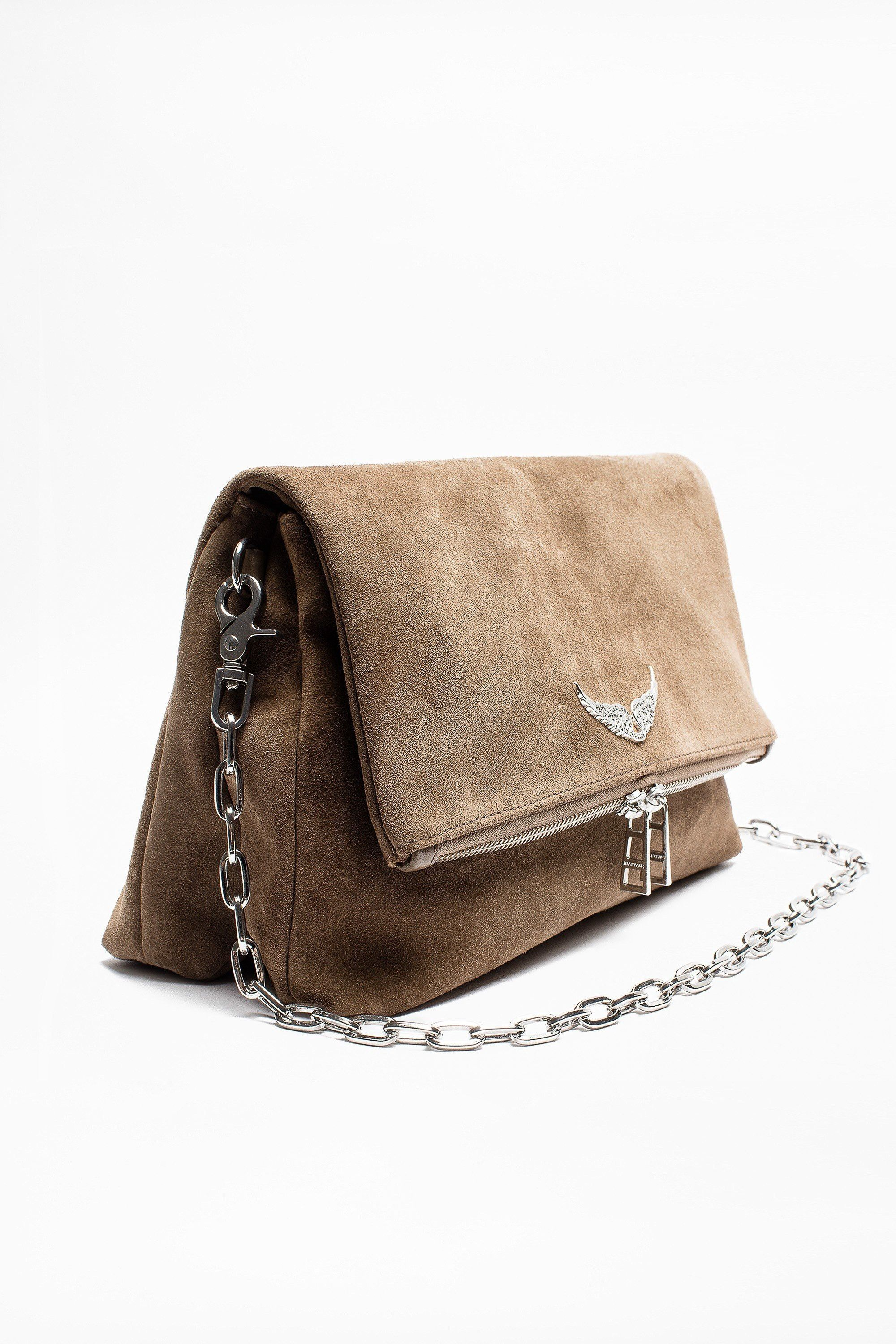 Zadig Voltaire Rocky Suede Bag Suede Bags Bags Zadig And Voltaire