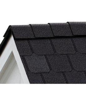 Owens Corning Berkshire Canterbury Black Ar Hip And Ridge Shingle Ridge Roof Roof Shingles Roof Shingle Colors