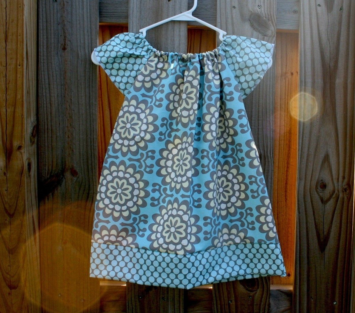 Amy Butler Wall Flower Tunic Dress..... absolutely beautiful ...