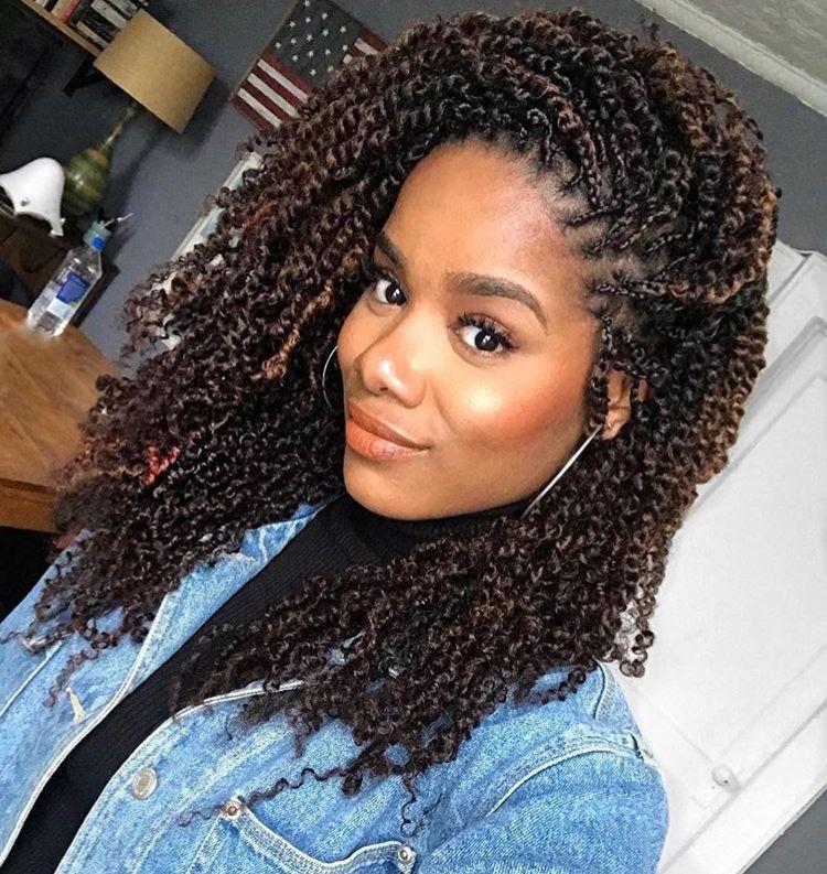pin curls4lyfe faux twist