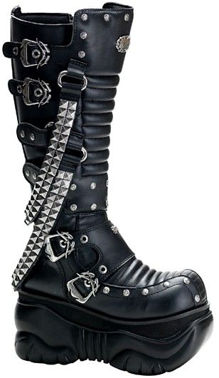 a306a4e927c Awesome Demonia boots. Wish they weren t so expensive