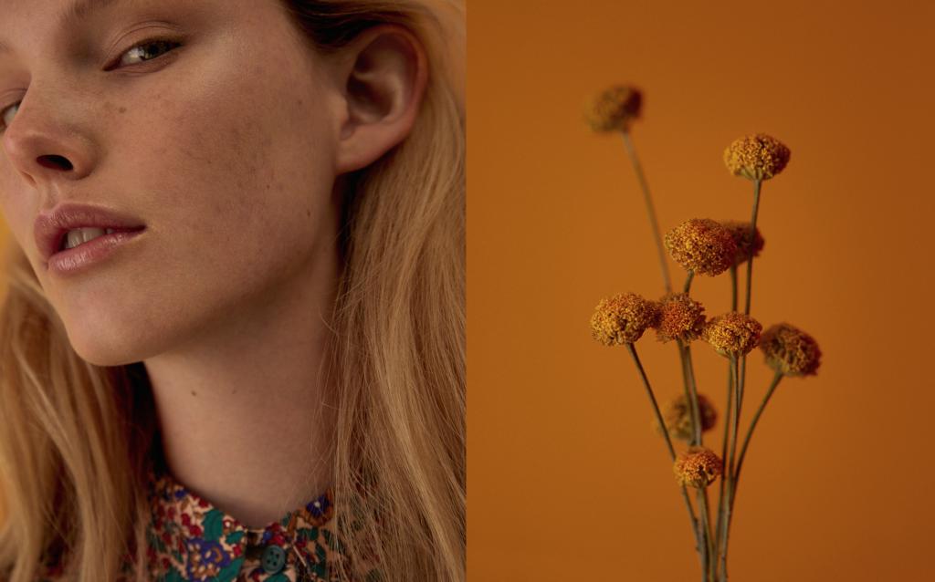 Photography & Art Direction: Anna Sefer  Stylist: Jonathan León Make up & Hair: Matilda Beltrán