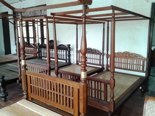 Sri lanka · Jackwood Single Beds with Canopy & Jackwood Single Beds with Canopy | Beds Sri Lanka | Pinterest ...