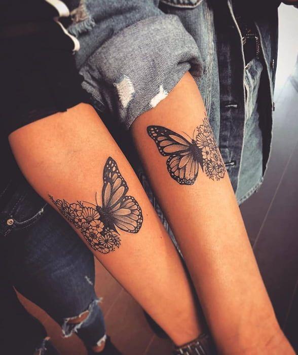 Photo of 72 Kreative Matching Best Friend Tattoos im Jahr 2020, die super süß sind