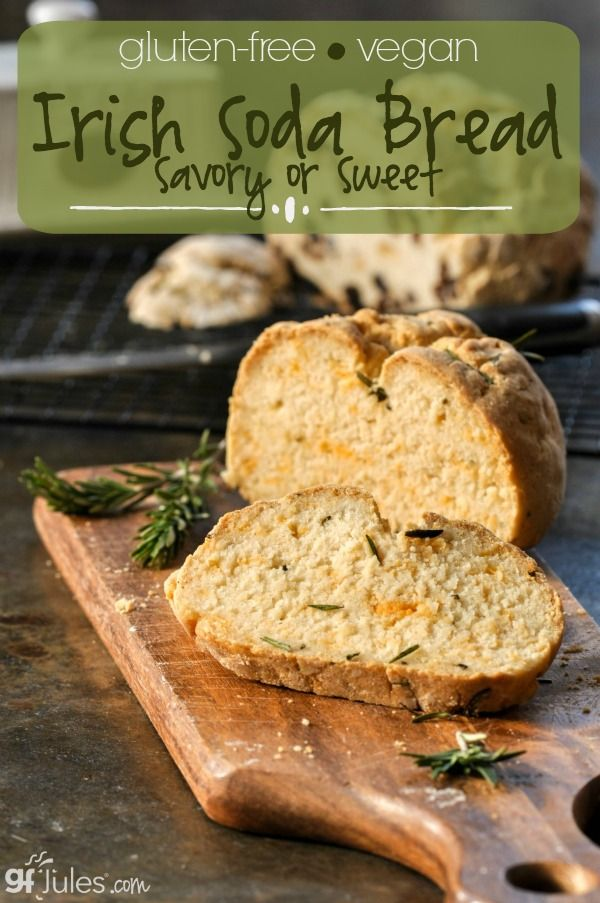 Easy Gluten Free Irish Soda Bread | Recipe | Soda bread ...