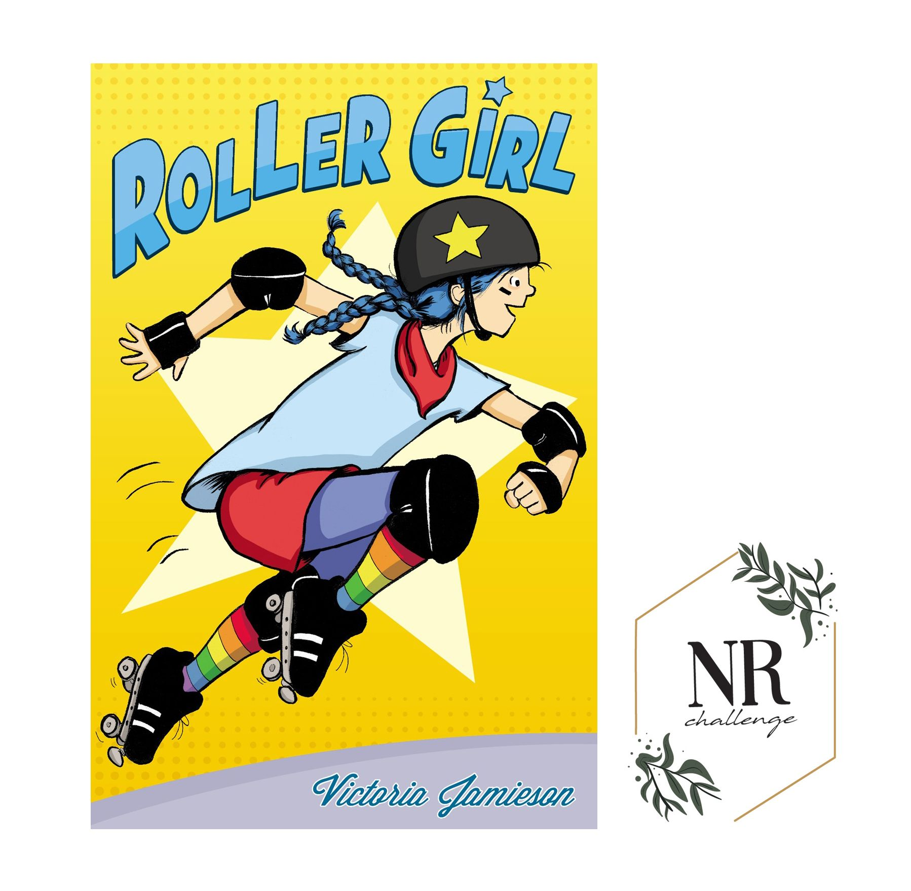 Roller Girl #no 1#2 points