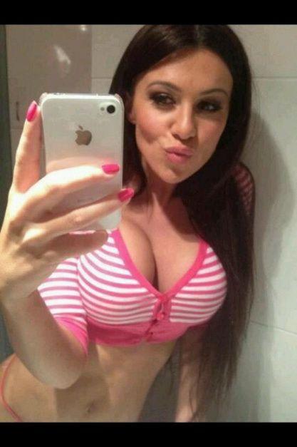 Absolutely agree slutty brunette teen selfie