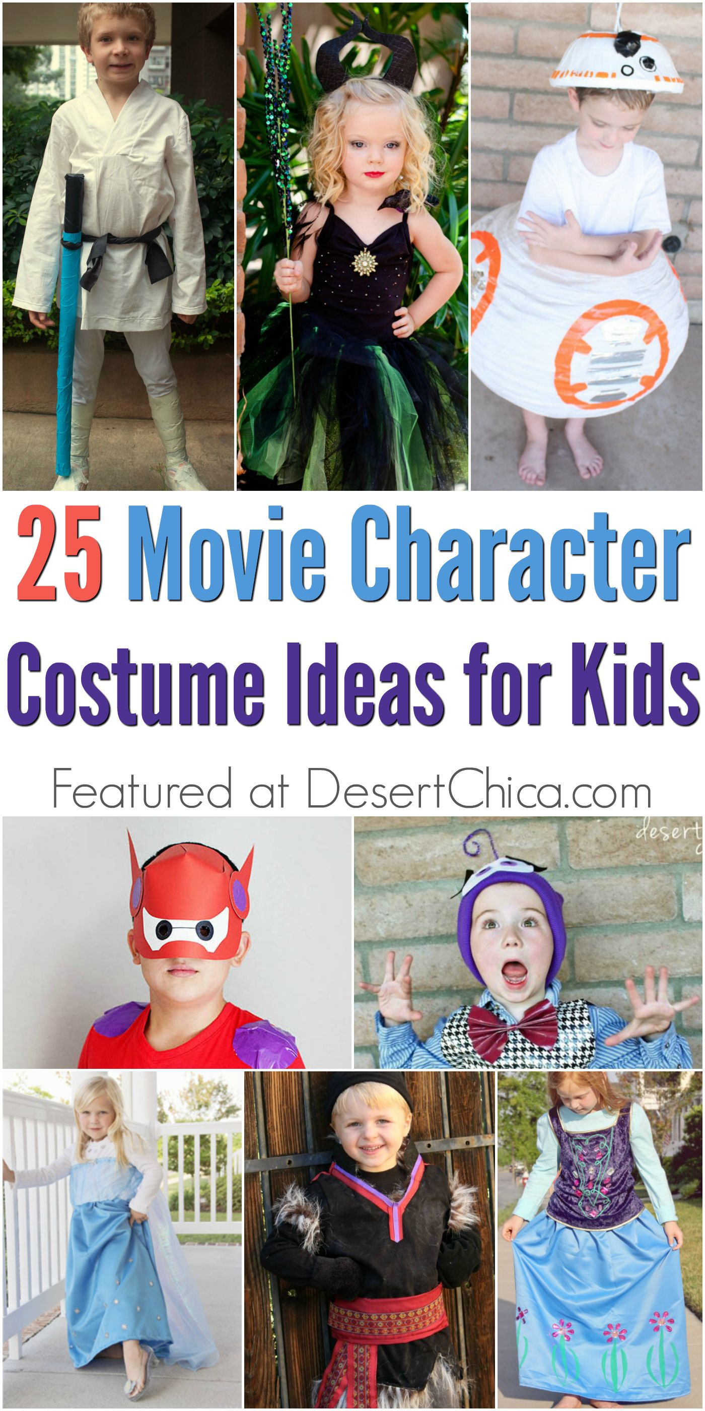 movie character halloween costumes | blogger's best round-ups