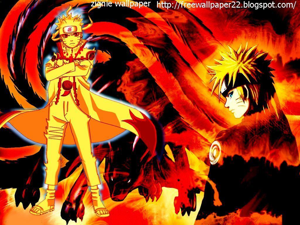 Gambar Bergerak Naruto Bijuu Mode Di 2020