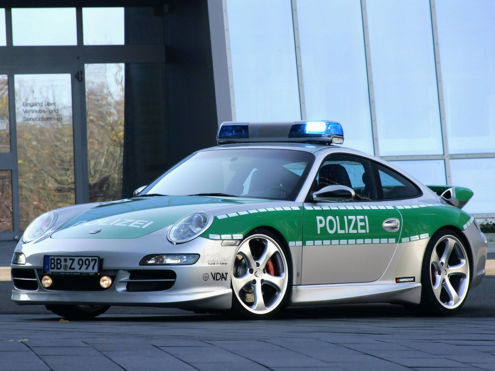 Merveilleux Porsche 911 Carrera Police Car *this Is What PLOD Drive In Germany*