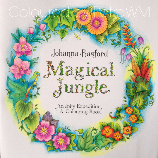 Take A Peek At This Great Artwork On Johanna Basfords Colouring Gallery Coloring Book PagesAdult ColoringColouringJunglesPetraMagical Jungle