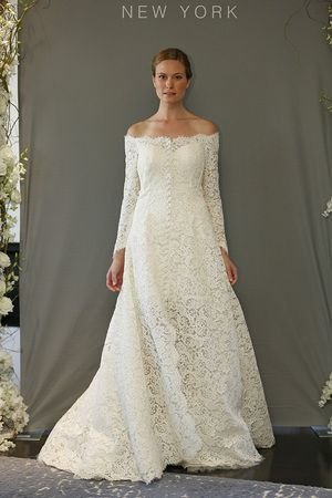 Would You Have Guessed That This Sareh Nouri Wedding Dress Turns