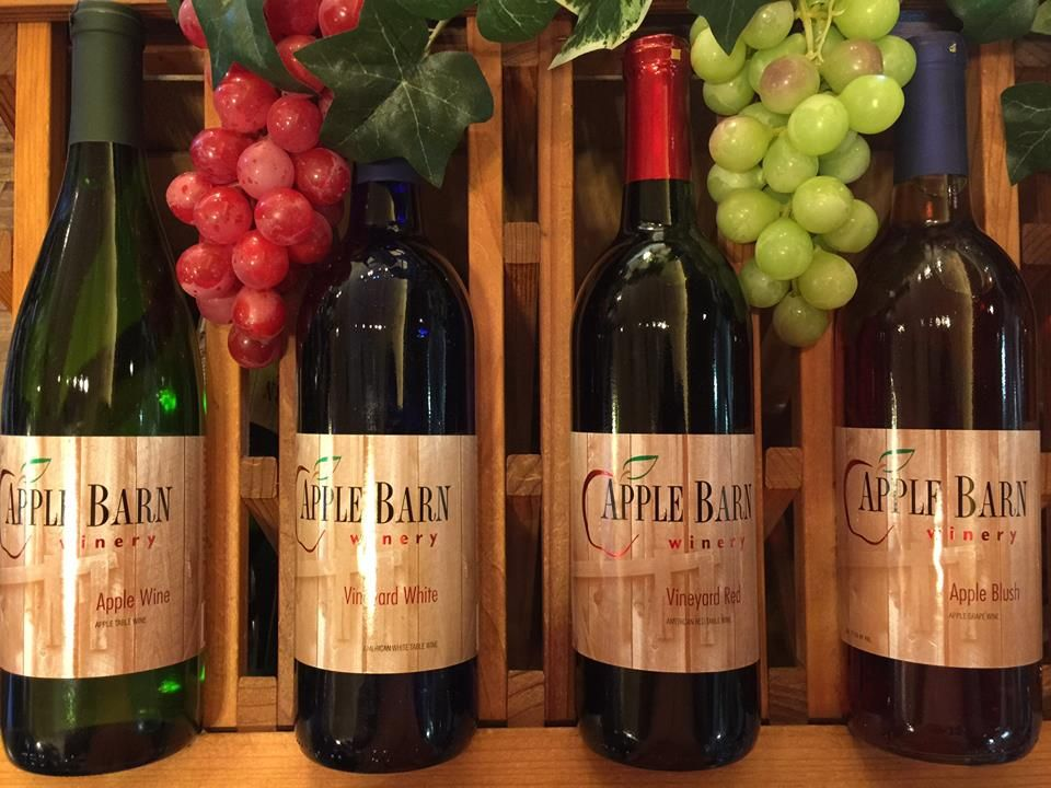 Local goodness with Apple Barn Winery | Apple wine