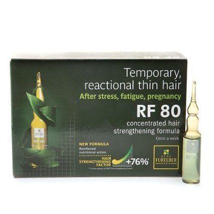 Rene Furterer RF 80 Strengthening Formula 12 piece