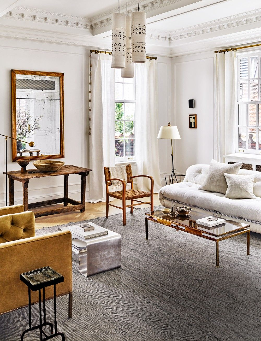 Superb Living Room By Nate Berkus And Jeremiah Brent In New York, NY