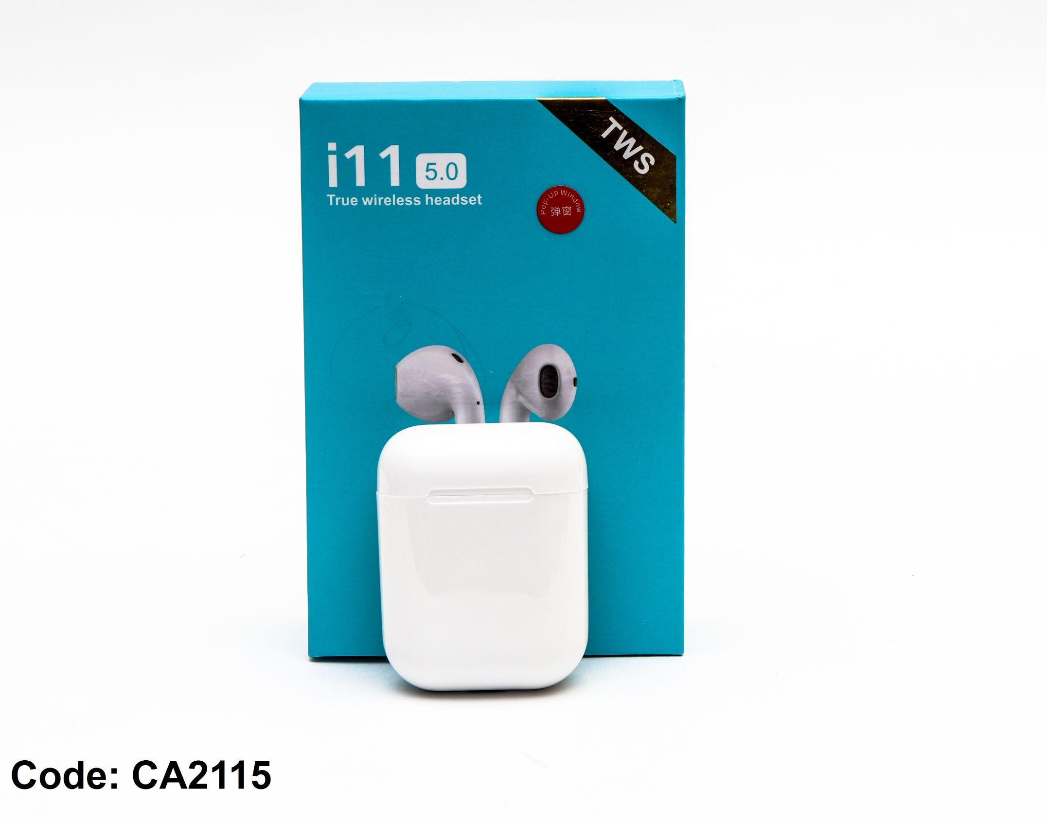Airpods I11 بسعر 215ج بدل من 295ج Earbuds Phone Accessories Wireless Headset