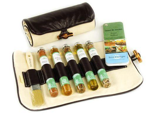 Good idea for ayurvedic herbal travel remedies