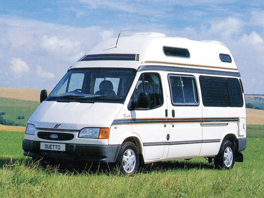 1e0ff2cfee Practical Motorhome s used  van buying guide – Auto-Sleeper Duetto  (1994-2000) 1 - This generation of Auto-Sleeper Duetto was built on the  long-wheelbase ...