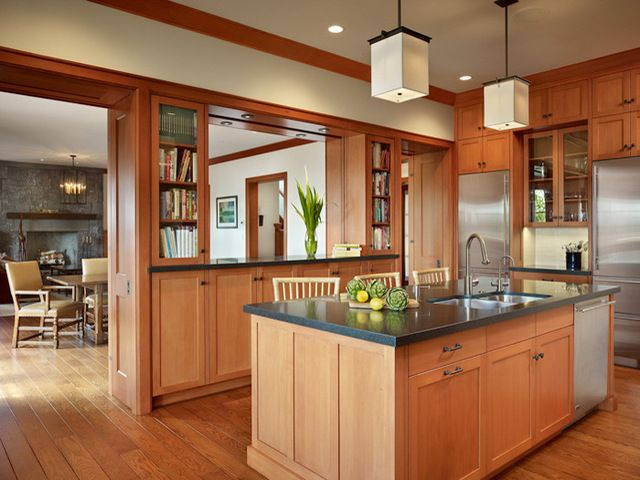 Charmant Pass Throughs Widen Your Kitchen Options. // Traditional Kitchen By Conard  Romano Architects