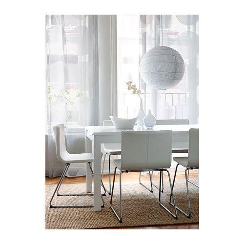 Ikea Regolit White Pendant Lamp Shade Design Clients