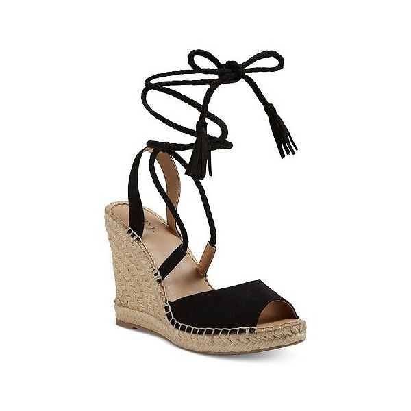 Women S Maren Lace Up Wedge Espadrille Sandals 30 Liked