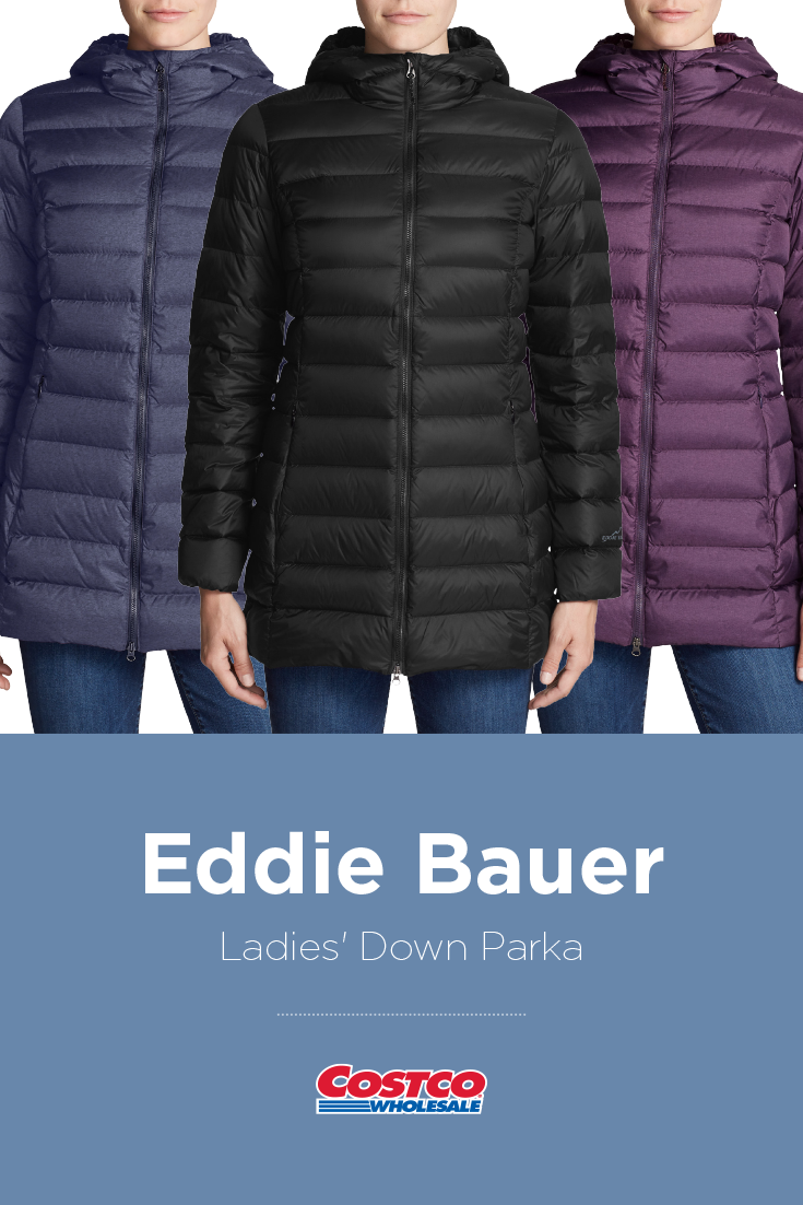 25a6b4385 Eddie Bauer Ladies  Down Parka