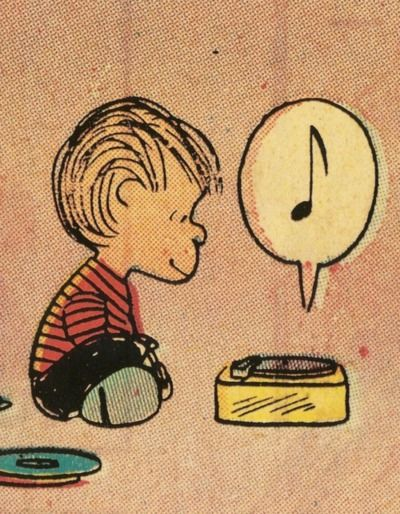 I'm more a listener then a talker