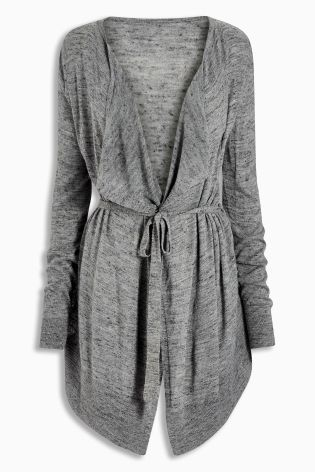 Buy Waterfall Belted Cardigan from the Next UK online shop ...