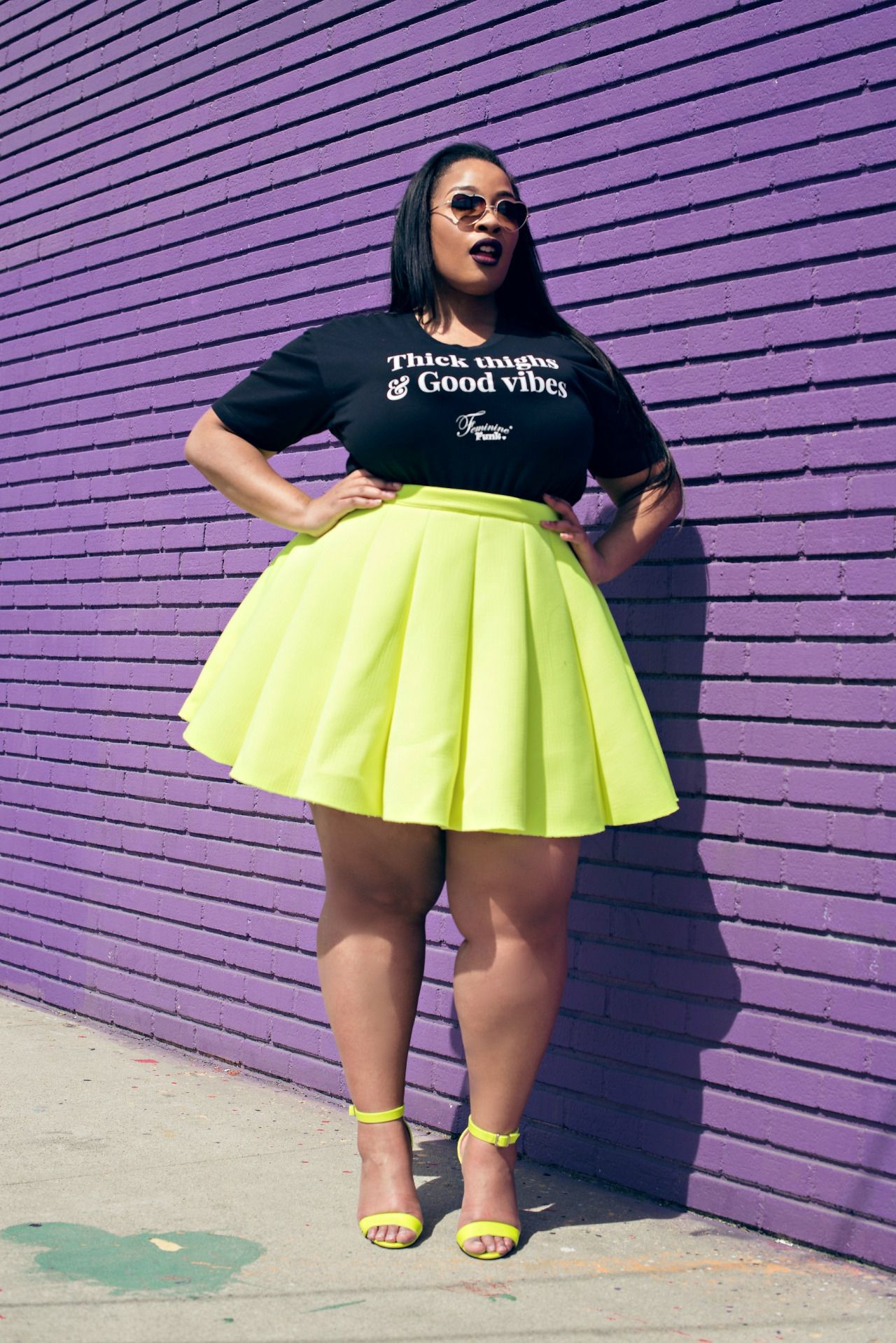 Love The Outfit Not The Lipstick Cute Curvy Fashion | Cute And Curvy Outfit Ideas | Pinterest ...