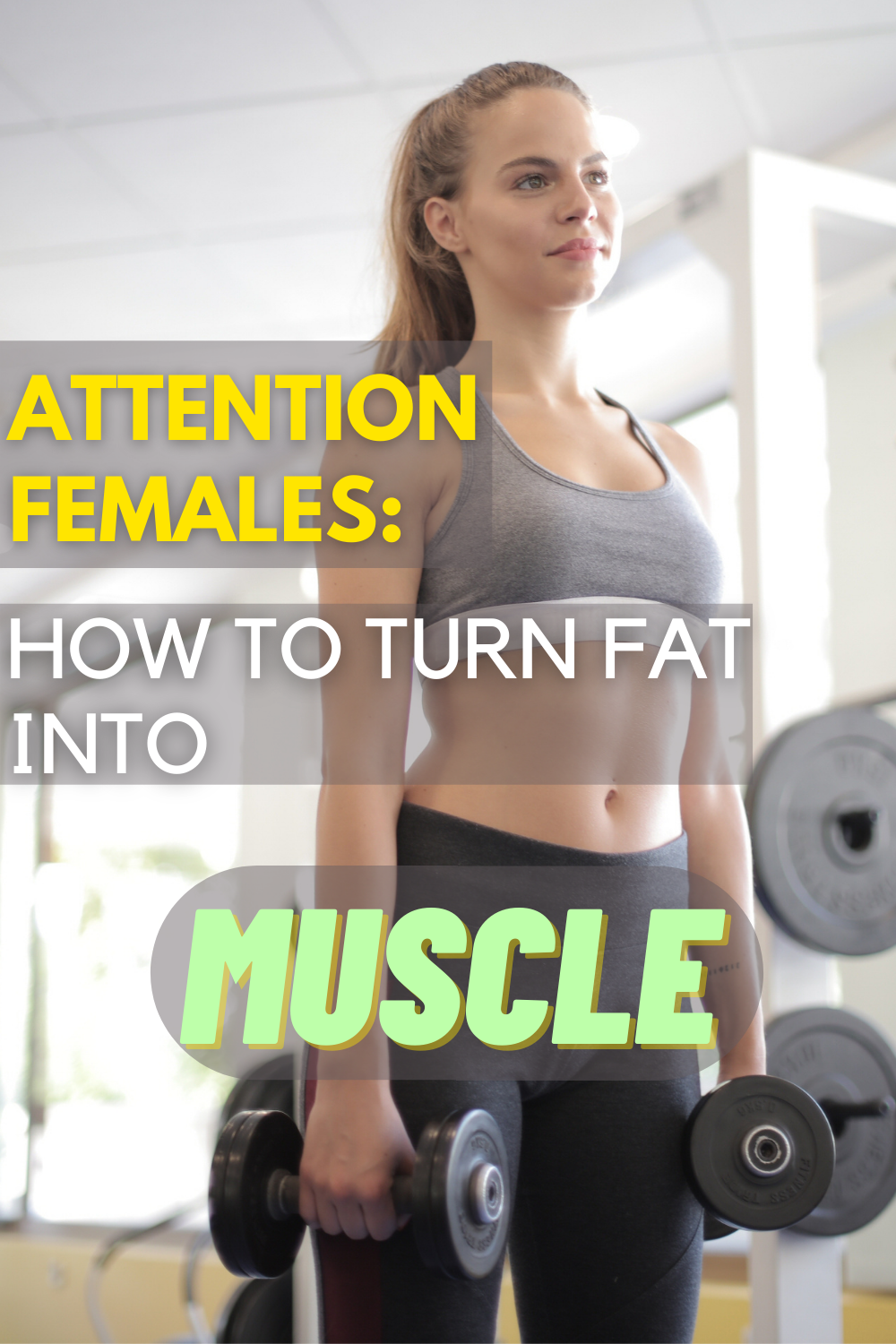 Find out the EXACT ways to turn fat into muscle with diet and workouts for women. Body recomposition is means getting rid of excess belly fat and unleashing a toned physique. Follow these fat to muscle workout and you will be shocked to see the before and after comparison. Now you can also lose fat and gain muscle with specific meal plan described in this article. #turnfatintomuscle #losefatgainmuscle #womenfitness