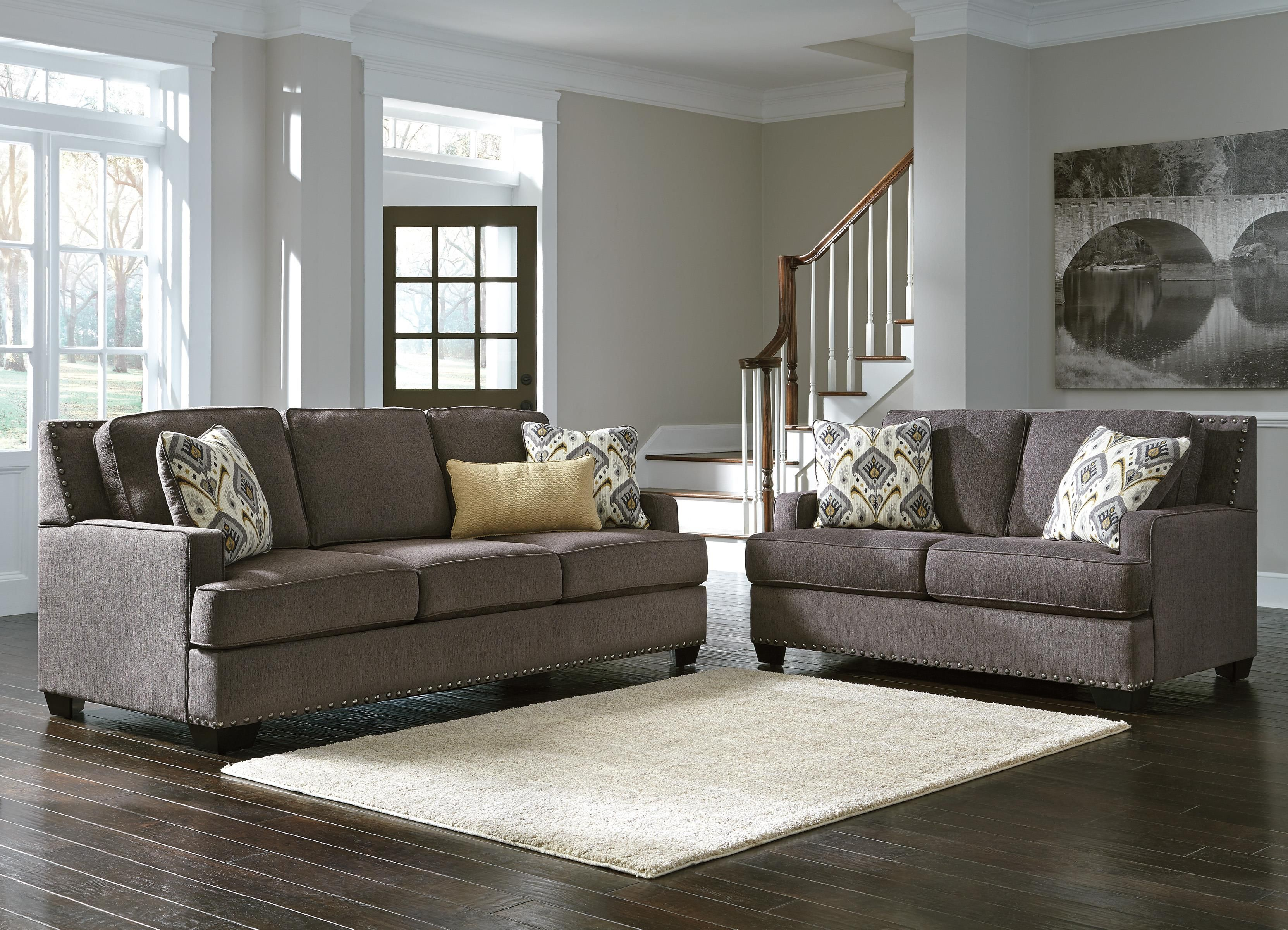 Benchcraft Barinteen Sofa  Del Sol Furniture  Sofa Phoenix