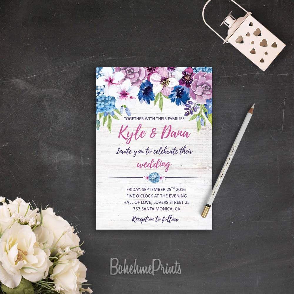 Simple Wedding Invitations Templates Free   svatební inspirace ...