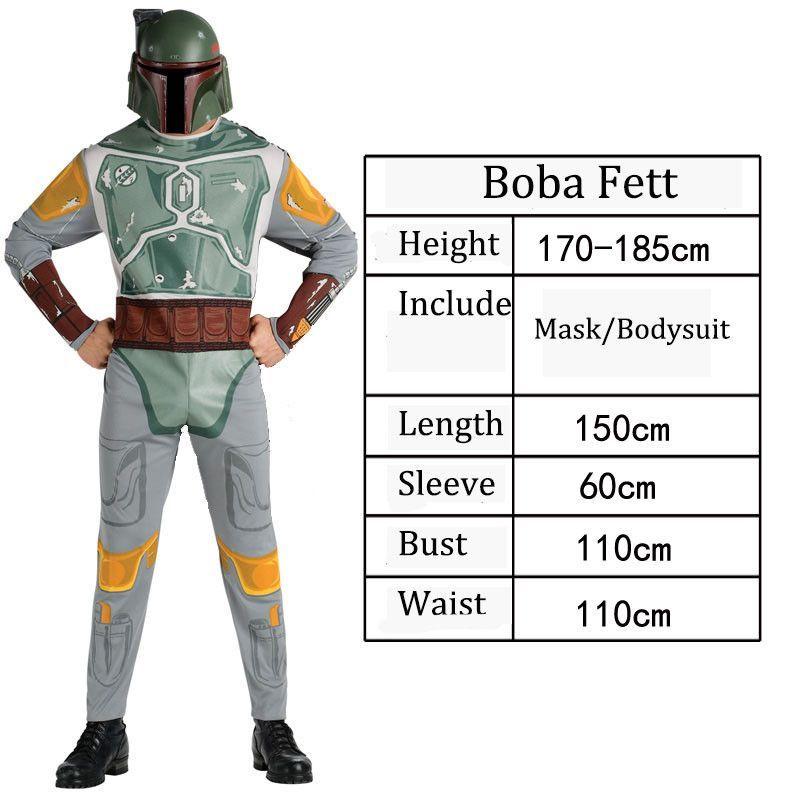 ROLECOS Men Halloween Costumes Star Wars Kylo Ren Jedi Darth Maul ...