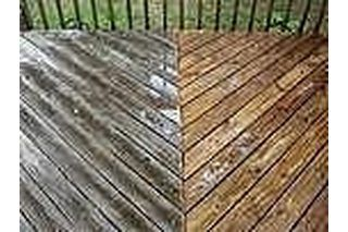 How To Remove Paint From A Wooden Deck Hunker Paint Remover Cleaning Hacks Deep Cleaning Tips