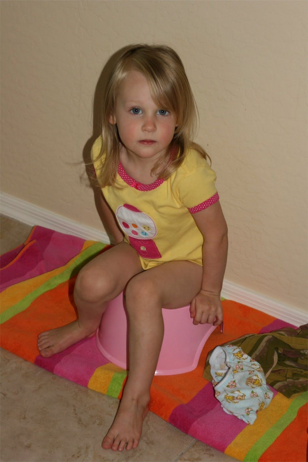 Bedwetting daughter story - an Adult Baby Story - Baby