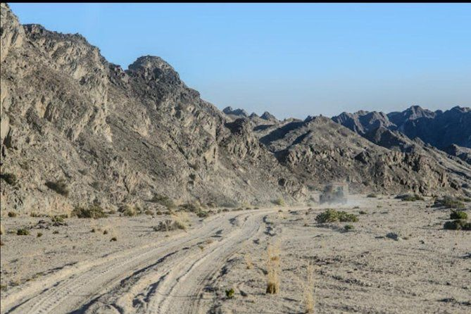 Photo of Moonlandscape & Welwitschia Drive