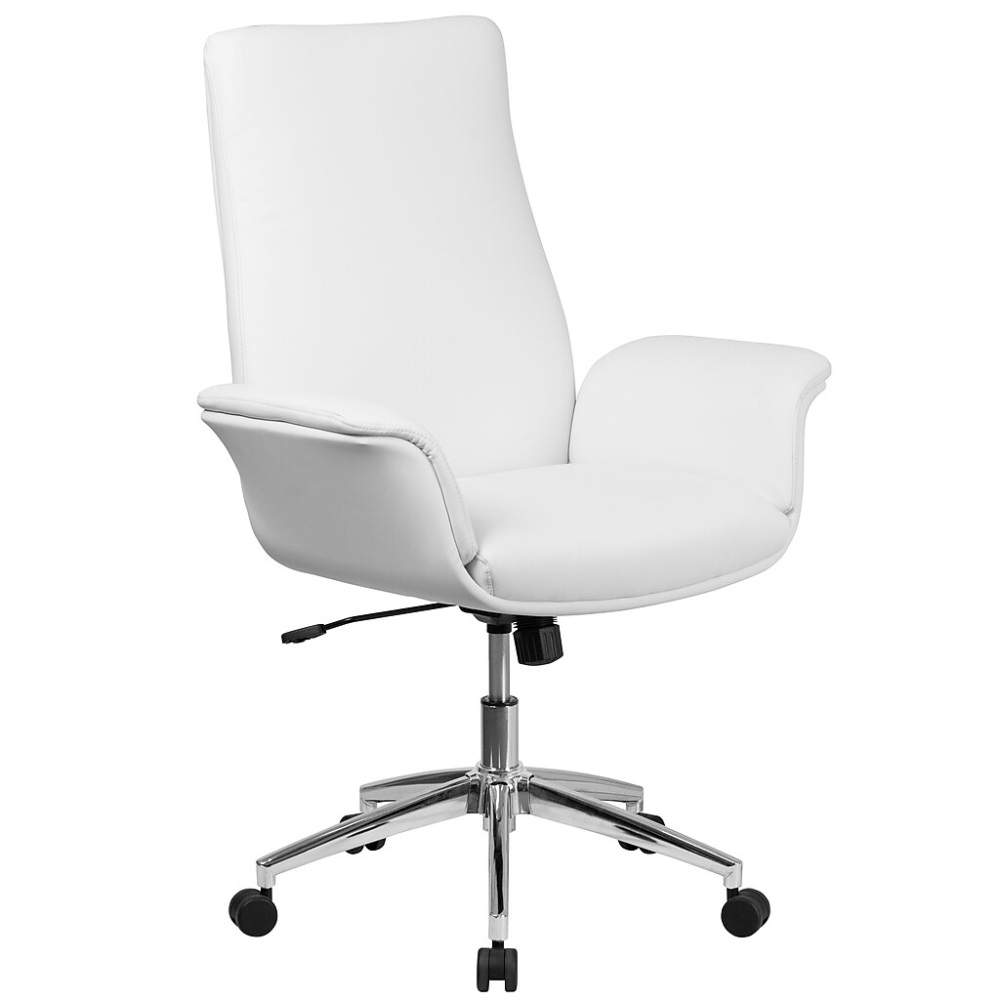 Flash Furniture MidBack Leather Executive Executive